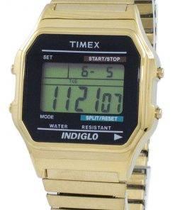 2ea7dc787 Timex Classic Indiglo Chronograph Alarm Digital T78677 Men's Watch