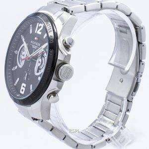 Tommy Hilfiger Decker Analog Quartz Tachymeter 1791472 Men's Watch