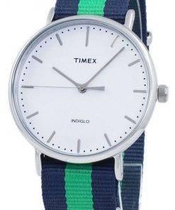 c3c7429d4 Timex Weekender Fairfield Indiglo Quartz TW2P90800 Unisex Watch