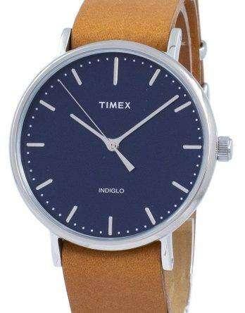 Timex Weekender Fairfield Indiglo Quartz TW2P97800 Men's Watch