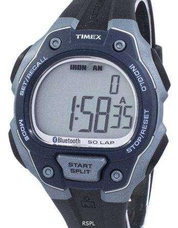 Timex Ironman Classic 50 Lap Datalink Bluetooth Digital TW5K86600 Men's Watch