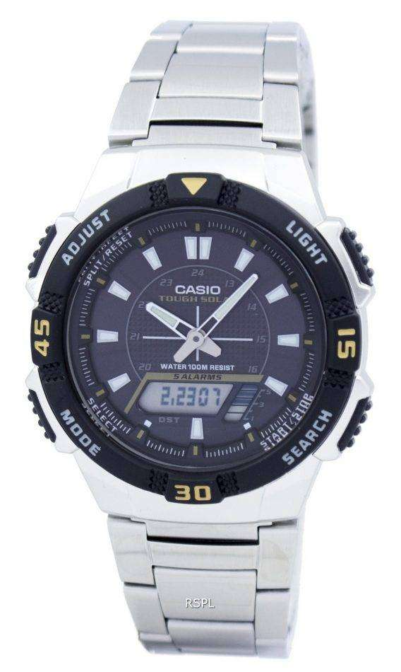 Casio Analog Digital Tough Solar AQ-S800WD-1EVDF AQ-S800WD-1EV Mens Watch 1