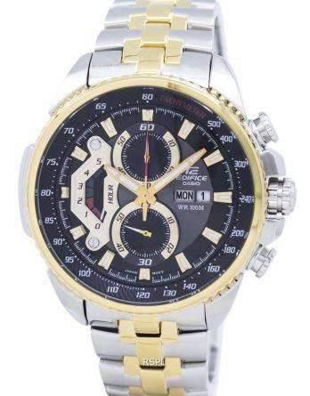 Casio Edifice Chronograph Tachymeter EF-558SG-1AV Mens Watch