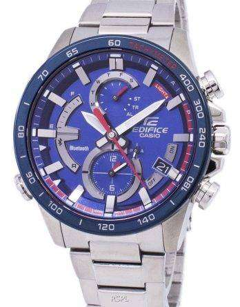 Casio Edifice Bluetooth Tough Solar Dual Time EQB-900TR-2A EQB900TR-2A Men's Watch