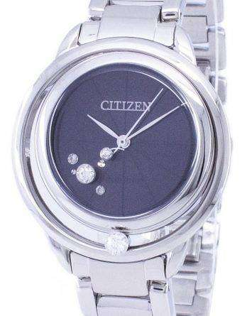 Citizen L Sunrise Solitare Eco-Drive EW5520-50E Women's Watch