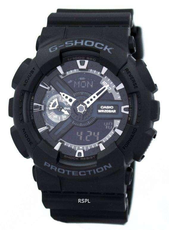 Casio G-Shock GA-110-1B GA-110-1 Mens Watch 1