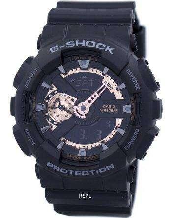 Casio G-Shock Analog-Digital GA-110RG-1A Mens Watch