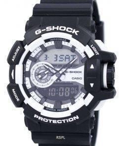Casio G-Shock Analog-Digital 200M GA-400-1A Mens Watch