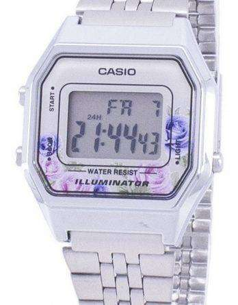 Casio Vintage Youth Illuminator Digital LA680WA-4C Women's Watch