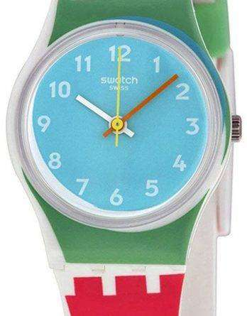 Swatch Originals De Travers Quartz LW146 Women's Watch