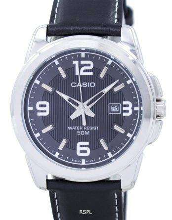 Casio Enticer Analog MTP-1314L-8AVDF MTP-1314L-8AV Mens Watch