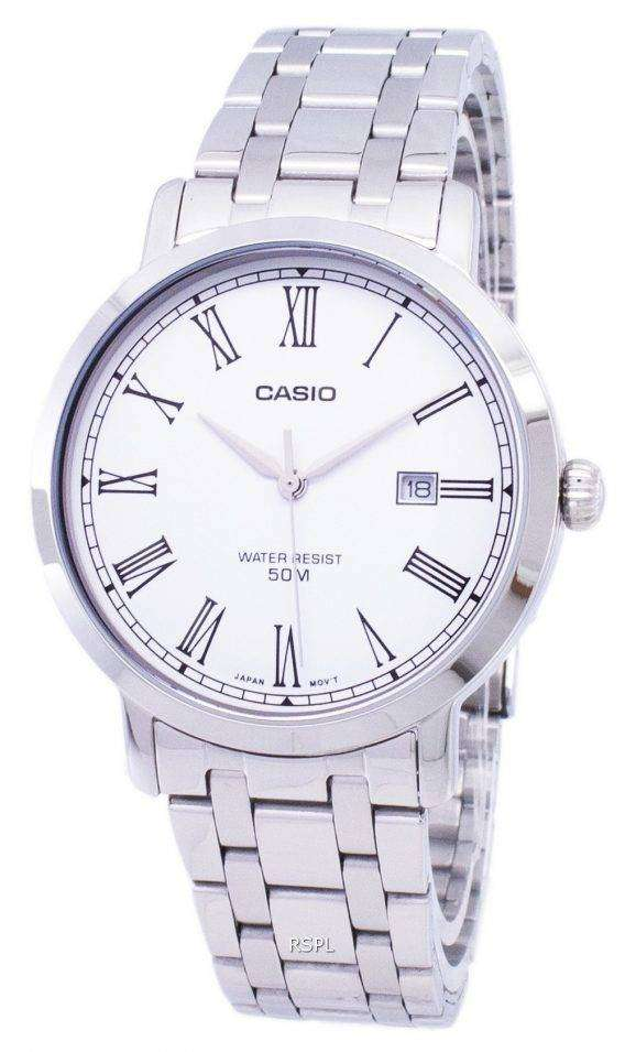 Casio Analog Quartz MTP-E149D-7BV MTPE149D-7BV Men's Watch 1