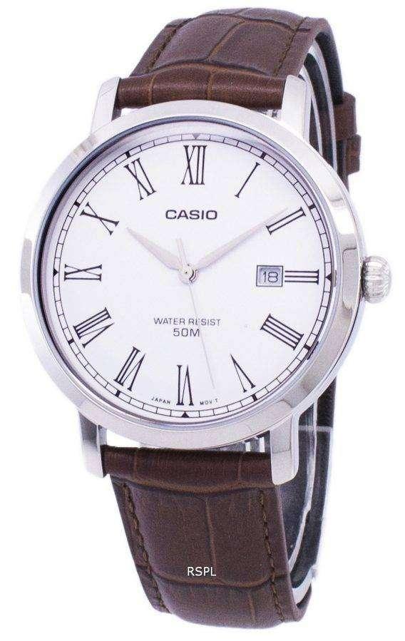 Casio Analog Quartz MTP-E149L-7BV MTPE149L-7BV Men's Watch 1