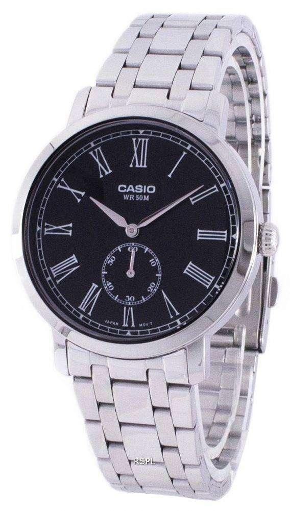 Casio Analog Quartz MTP-E150D-1BV MTPE150D-1BV Men's Watch 1