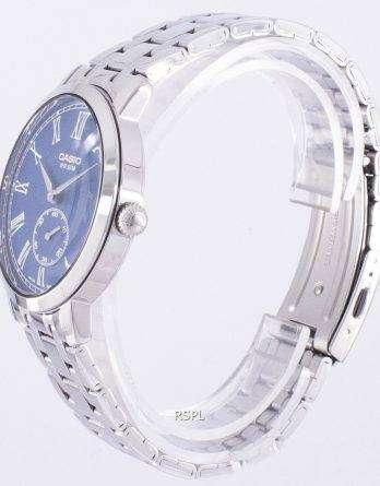 Casio Analog Quartz MTP-E150D-2BV MTPE150D-2BV Men's Watch