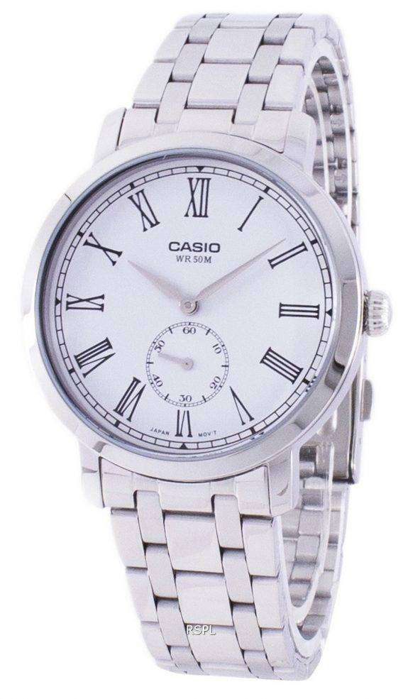 Casio Analog Quartz MTP-E150D-7BV MTPE150D-7BV Men's Watch 1