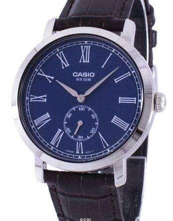 Casio Analog Quartz MTP-E150L-2BV MTPE150L-2BV Men's Watch