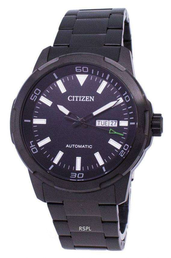 Citizen Analog Automatic NH8375-82E Men's Watch 1