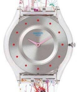 Swatch Skins Classic Jardin Fleuri Quartz SFE102 Women's Watch