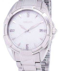 Seiko Quartz Diamond Accents SKK885 SKK885P1 SKK885P Women's Watch