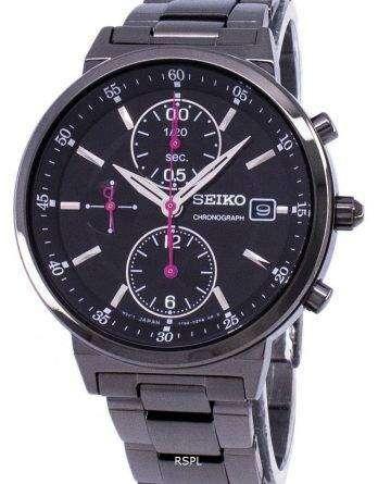 Seiko Chronograph Quartz SNDV27 SNDV27P1 SNDV27P Women's Watch