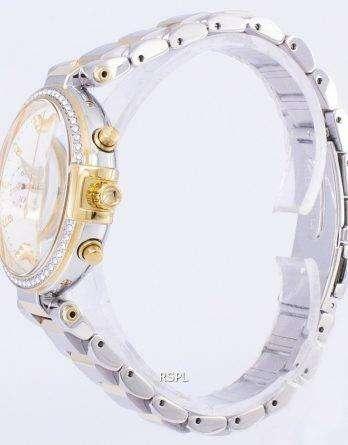 Seiko Chronograph Quartz Diamond Accent SNDV42 SNDV42P1 SNDV42P Women's Watch