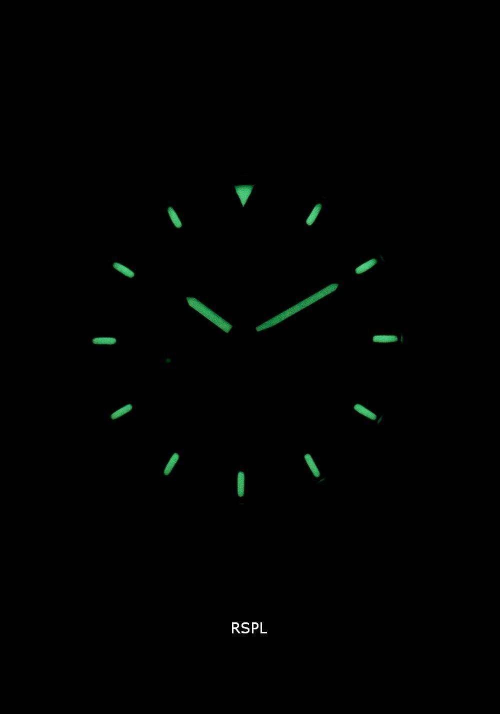 Seiko 5 Sports Automatic Canvas Strap SNZG09K1-NS1 Men's Watch