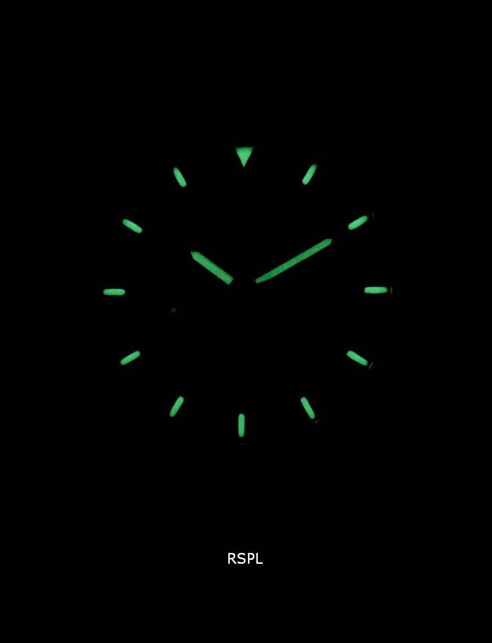 Seiko 5 Sports Automatic Canvas Strap SNZG15K1-NS1 Men's Watch