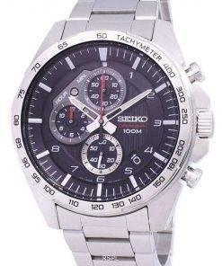 Seiko Chronograph Tachymeter Quartz SSB319 SSB319P1 SSB319P Men's Watch