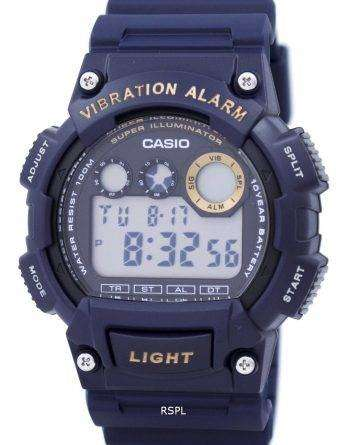 Casio Digital Illuminator W-735H-2AVDF W-735H-2AV Mens Watch