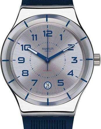Swatch Irony Sistem Navy Automatic YIS409 Men's Watch