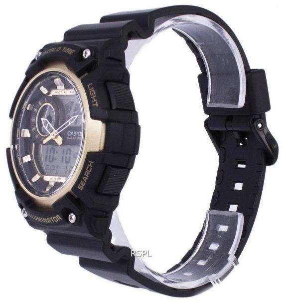 Casio Illuminator World Time Alarm AEQ-200W-9AV AEQ200W-9AV Men's Watch