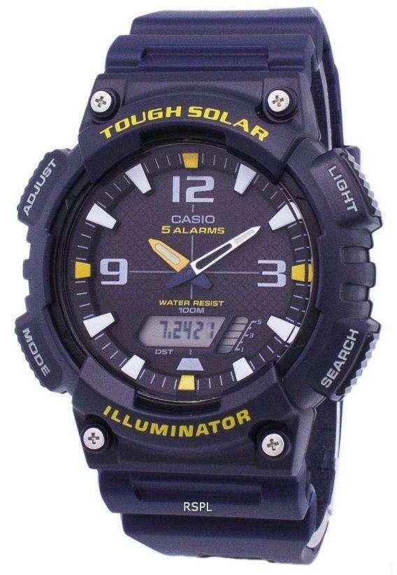 Casio Analog Digital Tough Solar AQ-S810W-2AVDF AQ-S810W-2AV Mens Watch 1