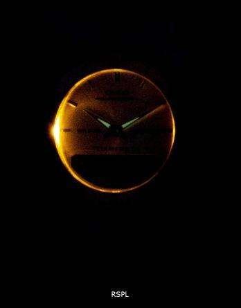Casio Analog Digital Telememo Illuminator AW-80-7AVDF AW-80-7AV Mens Watch