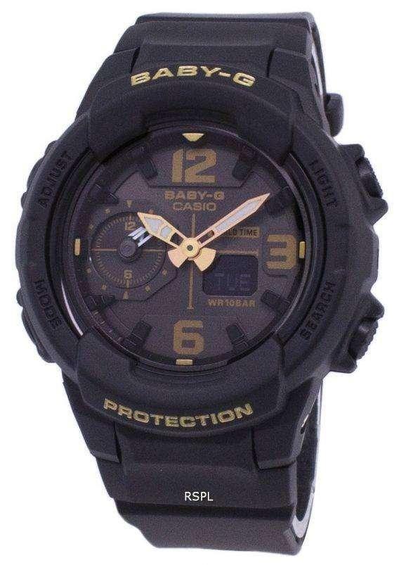Casio Baby-G Analog Digital World Time BGA-230-1B BGA230-1B Women's Watch 1