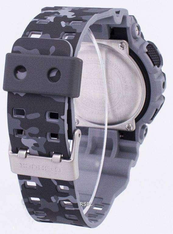 Casio G-Shock Camouflage Series Analog Digital GA-100CM-8A Mens Watch