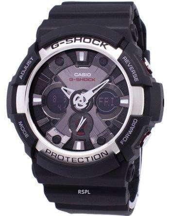 Casio G-Shock Analog-Digital GA-200-1A Mens Watch