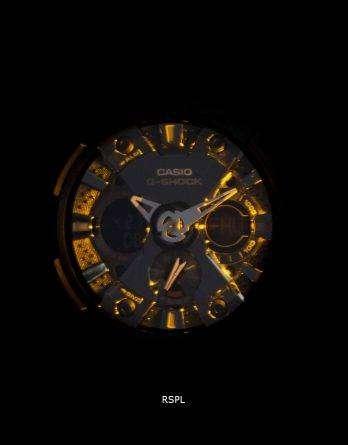 Casio G-Shock Analog-Digital GA-201-1A Mens Watch