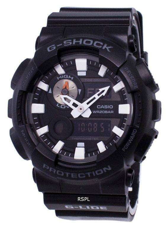 Casio G-Shock G-Lide Analog Digital GAX-100B-1A Men's Watch 1