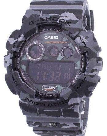 Casio G-Shock Digital Camouflage Series GD-120CM-8 Mens Watch