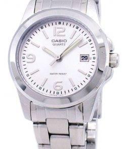 Casio Analog Quartz White Dial LTP-1215A-7ADF LTP-1215A-7A Womens Watch