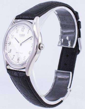 Casio Quartz White Dial MTP-1094E-7BDF MTP-1094E-7B Mens Watch