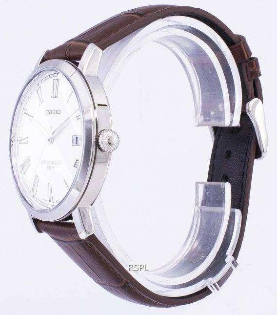 Casio Analog Quartz MTP-E149L-7BV MTPE149L-7BV Men's Watch