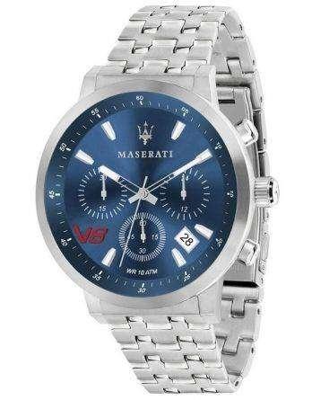 Maserati Granturismo Chronograph Quartz R8873134002 Men's Watch