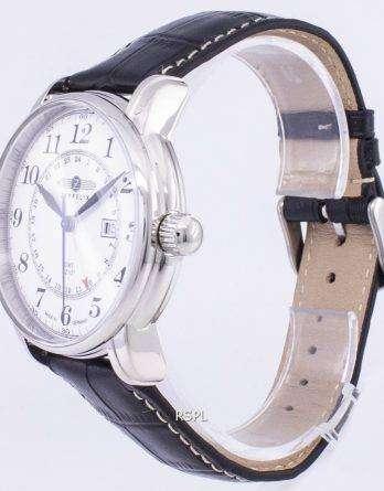 Zeppelin Series LZ127 Graf Germany Made 7642-1 76421 Men's Watch