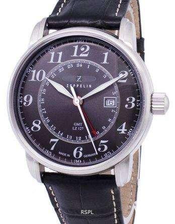 Zeppelin Series LZ127 Graf Germany Made 7642-2 76422 Men's Watch