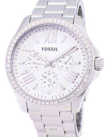 Fossil Cecile Multifunction Crystal Stainless Steel AM4481 Womens Watch