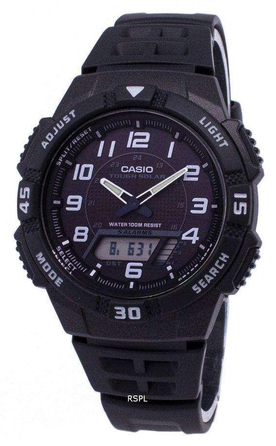 Casio Analog Digital Youth Series AQ-S800W-1BVDF AQ-S800W-1BV Mens Watch 1