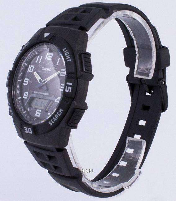 Casio Analog Digital Youth Series AQ-S800W-1BVDF AQ-S800W-1BV Mens Watch