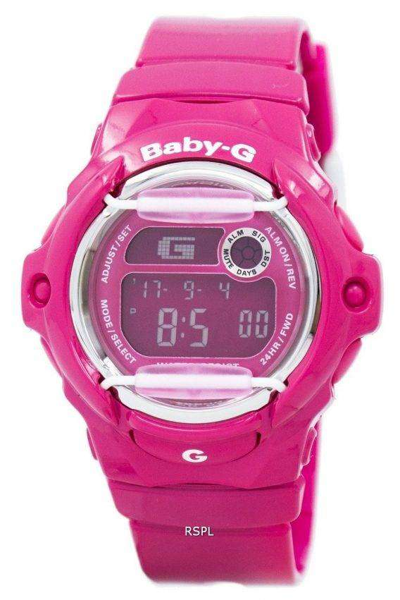 Casio Baby-G Pink World Time BG-169R-4B Womens Watch 1